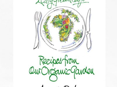 recipes from our organic garden